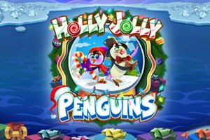 Holly Jolly Penguins от Microgaming
